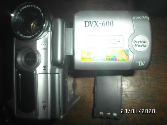 Camara De Video Digital Utech Dvx-600