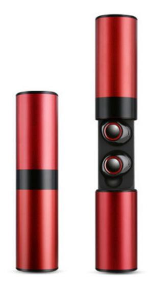 S2 Vermelho Aplicável Para Apple Android Twss2 Fone De Ouvid