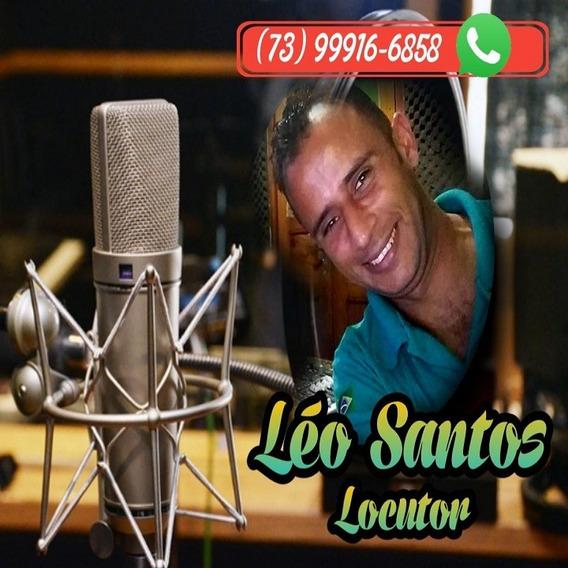 Comercial, Spot, Vinheta, Gravação Radio E Carro De Som