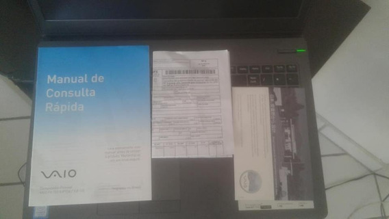 Notebook Vaio Fit 15s