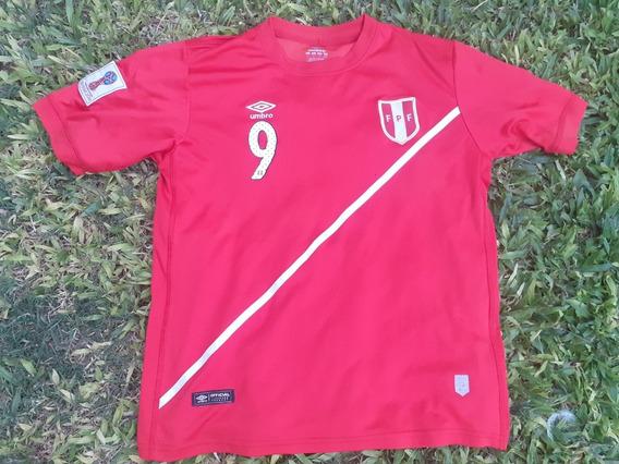 Camiseta Umbro Selección Peru Rusia 2018