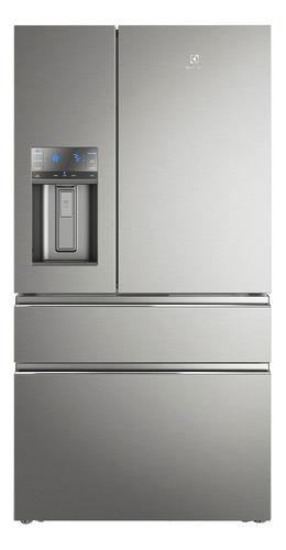 Geladeira/refrigerador 540 Litros 4 Portas Inox - Electrolux - 220v - Dm91x