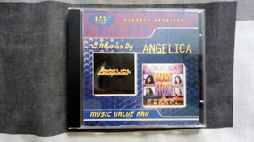 Cd Angelica - Angelica And Rock Stock & Barrel (bv Films)