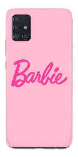 Imagen 1 de 7 de Funda Samsung A31 A21s A11 Barbie 1