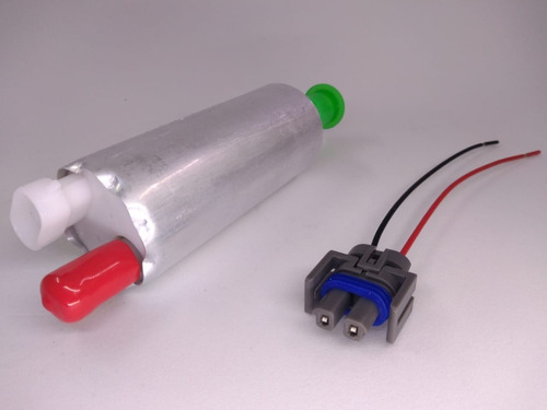 Bomba Eletrica Monza Kadett Externa 3.0 Bar Com Conector