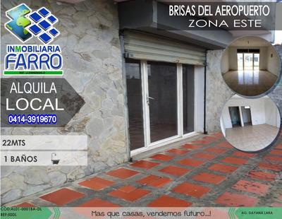 Alquiler De Local En Brisas Del Aeropuerto Al01-0001ba-dl