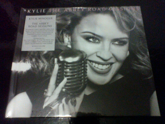 Kylie Minogue - The Abbey Road Sessions (digibook) [cd]