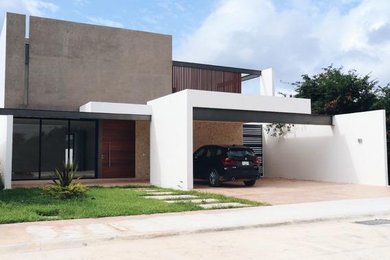 Residencia 3 Habitaciones Con Alberca En Norte Merida. Mérid