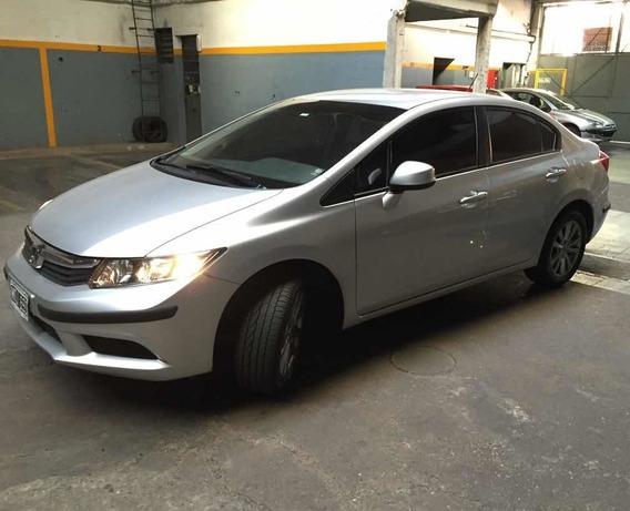 Honda Civic 1.8 Lxs Mt 140cv 2013