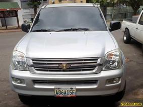 Chevrolet Luv D-max 4x4 - Sincrónica
