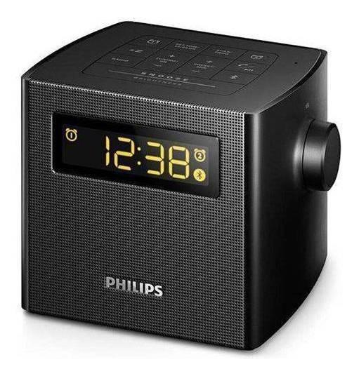Rádio Relógio Philips Ajt-4400b Bluetooth - Oferta