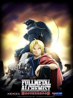 Full Metal Alchemist Brotherhood (audio Latino) Anime Digita