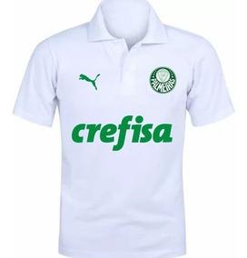 Camisa Camiseta Polo Torcedor Palmeiras Lançamento 01