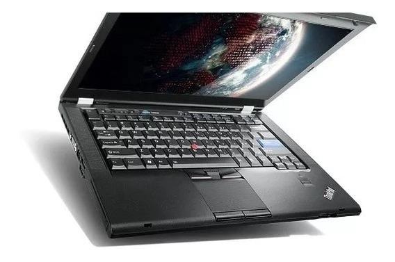 Notebook Lenovo T420 Core I5 120gbssd 8gb