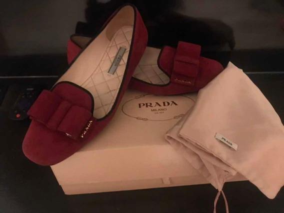 Flats Prada Originales