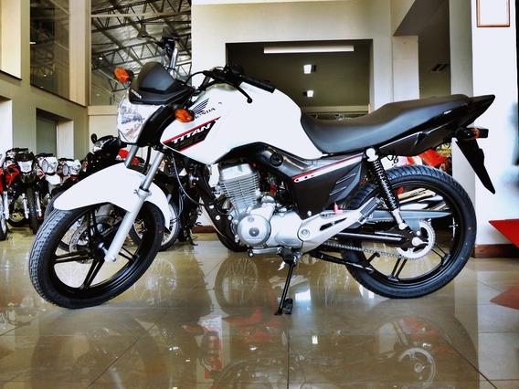 Honda Cg 150 Ym20 0km 2020 Tarjeta 12 18 Cuotas Motonet