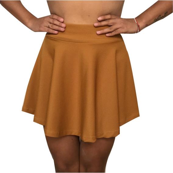 Falda Circular Skater Minifalda Sexy, Varios Colores