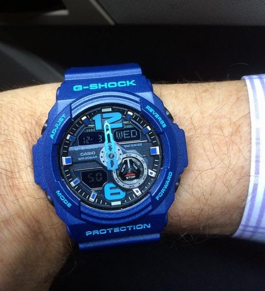Relógio Casio G-shock Ga-310-2adr *anti-magnetic Imperdível!