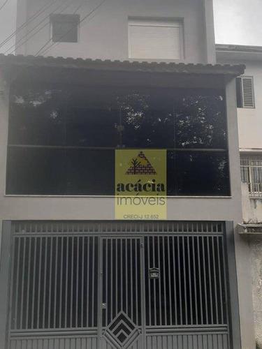 Imagem 1 de 27 de Sobrado Com 3 Dormitórios À Venda, 183 M² Por R$ 795.000,00 - Chácara Inglesa - São Paulo/sp - So2797