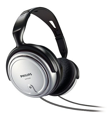 Headphone Philips Com Controle De Volume - Seminovo