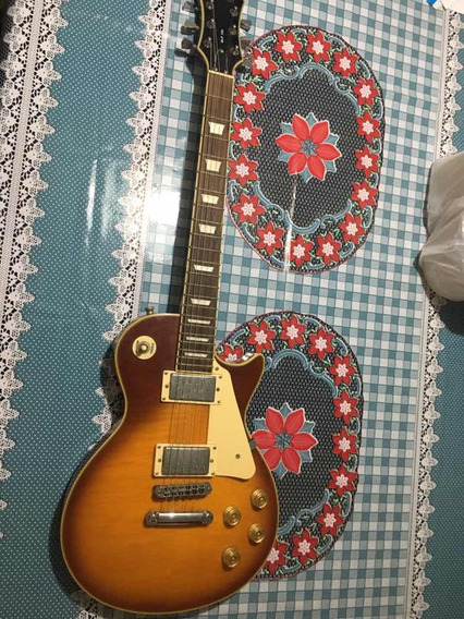 Guitarra Memphis Tagima Lp100 Les Paul