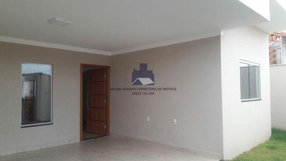 Casa A Venda No Bairro Residencial Nato Vetorasso Em São - 2019425-1