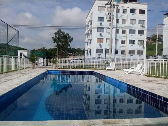 Cobertura Em Colubande, São Gonçalo/rj De 85m² 2 Quartos À Venda Por R$ 185.000,00 - Co390680