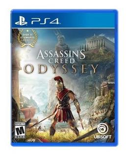 Juego Ps4 Assassins Creed Odyssey Juego Ps4 Assassin Tk003