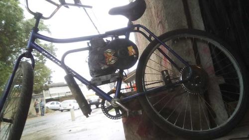 Imagem 1 de 1 de Bicicleta Motorizada 4 Tempo