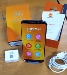 Celular Economico Motorola Moto E5 Play (xt1920-18)