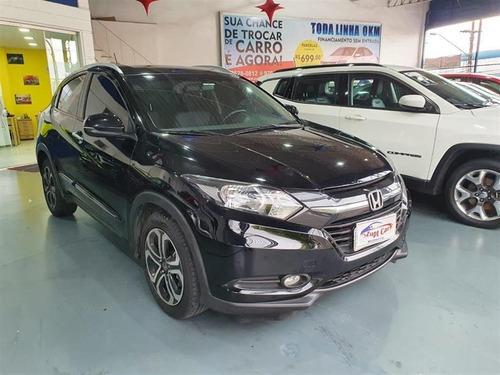 Honda Hr-v Exl Cvt 2018 Com 1 Ano De Garantia De Fabrica