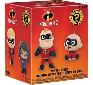 Funko Mistery Minis Incredibles 2 Figuras De Vinil