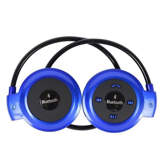 Fone Ouvido Bluetooth Mini 503 Mp3 Cartão Rádio Fm Sem Fio
