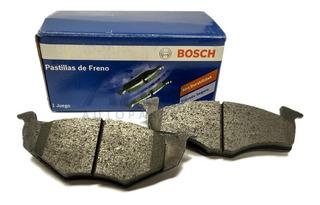 Pastillas Freno Delanteras Bosch Fox Gol Trend Polo Voyage