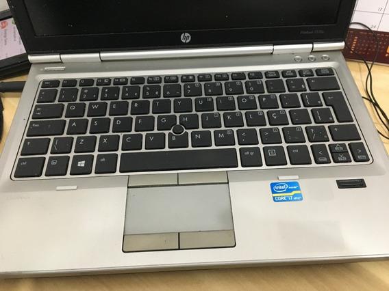 Notebook Elitebook 2570p I7 Hd 750gb 4 Gb Memoria Wind 10 Pr