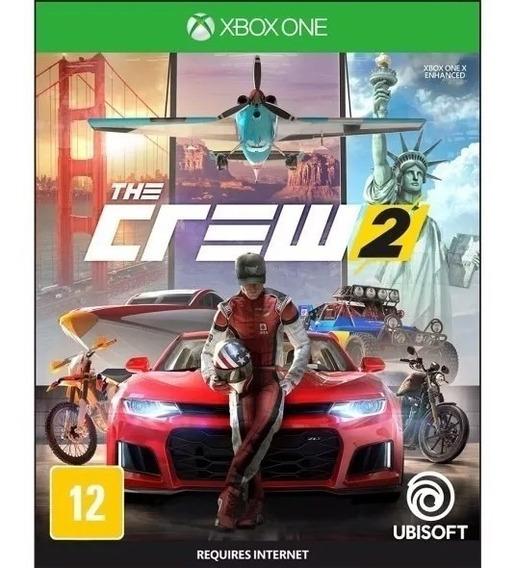 The Crew 2 Xbox One 25 Digitos Original Envio Imediato