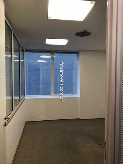 Conjunto Comercial Para Para Alugar Com 86 M2 No Bairro Brooklin, São Paulo - Sp - Cps2897