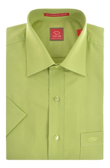 Camisas Vestir Oscar De La Renta Caballero Mc Varios Colores