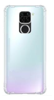 Capa Capinha Air Bag Xiaomi Redmi Note 9 6.53 + Pel Vidro