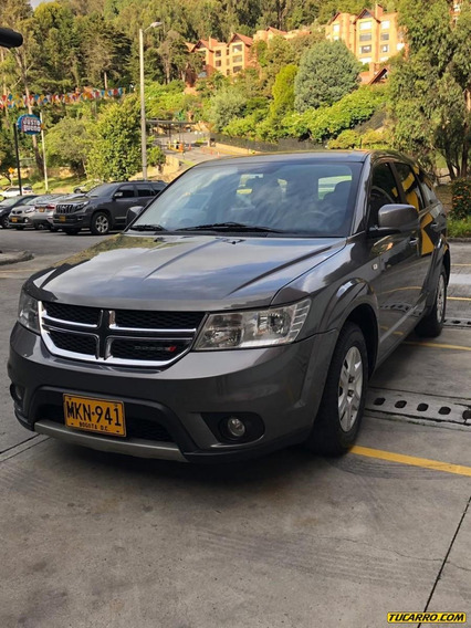 Dodge Journey Ex 2.4 At
