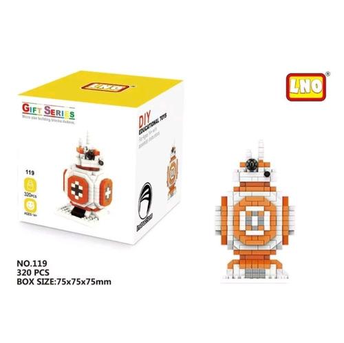 Micro Block Bb8 Star Wars