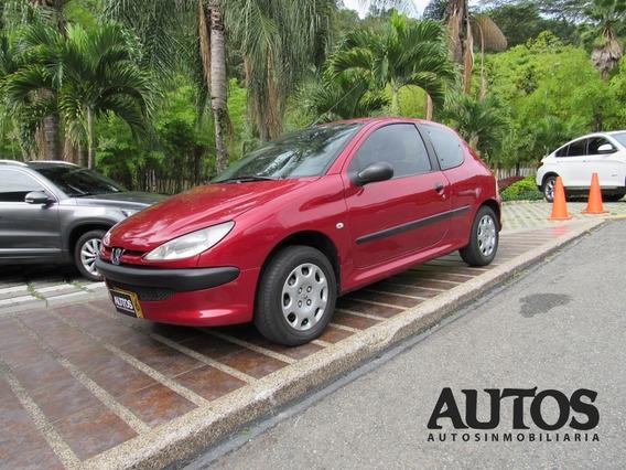 Peugeot 206 Xr Coupe Mt Cc1400