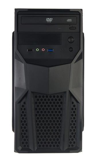 Cpu Nova Dual Core 4gb Hd 80gb + Windows 10