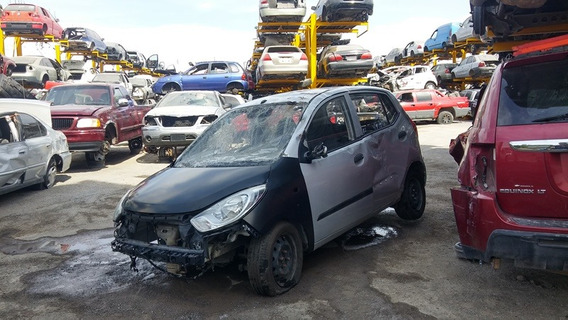 I10 Hyundai 2014 Dodge Accidentado............yonkes
