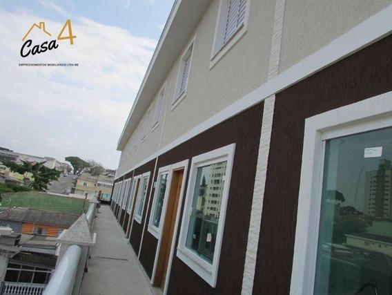 Apartamento Duplex Novo Com 2 Dormitórios À Venda, 44 M² Por R$ 249.000 - Vila Aricanduva - São Paulo/sp - Ad0001