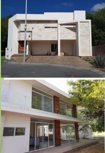Preciosa Casa En El Fraccionamiento Campestre De Golf San Luis Potosi