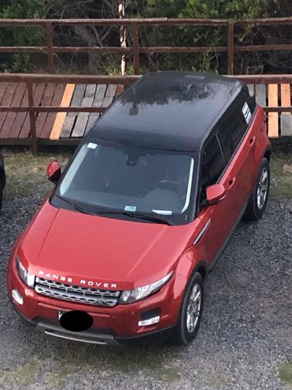 Land Rover Evoque 2.0 Pure Plus 240cv 2013