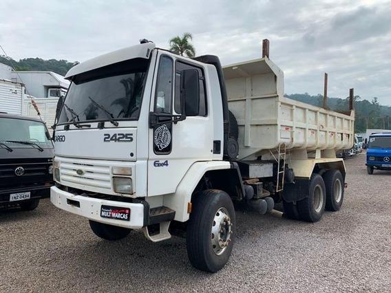 Ford Cargo 2425 - Caçamba 6x4