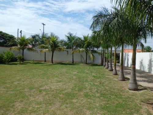 Chácara Com 3 Dormitórios À Venda, 1000 M² Por R$ 850.000,00 - Recanto Feliz - Paulínia/sp - Ch0007