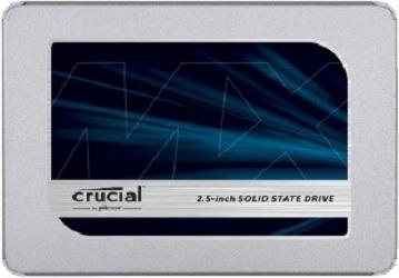 81 Hd Ssd 500gb Crucial Mx500 2.5 Ct500mx500ssd1